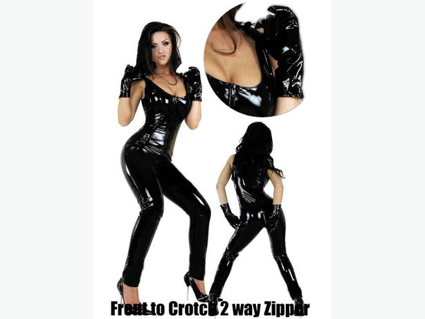 Wetlook Catsuit One Size