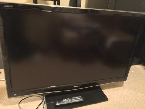 "46"" LCDHD Sharp Aquos TV  1080p"