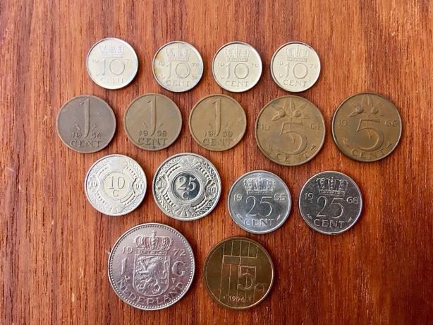 Coins from Netherlands