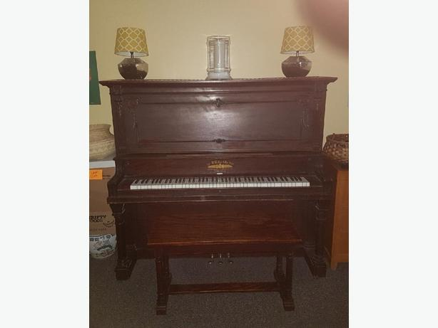 D.W. Karn Piano for Sale