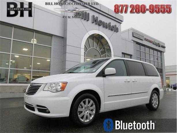2015 Chrysler Town & Country Touring - Air - Rear Air - $158.28 B/W