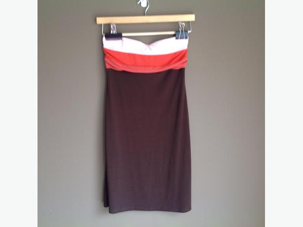 Tube Dress or Beach Cover Up - Sz M