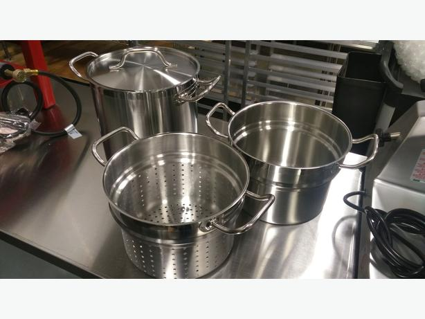 New Heavy Duty Stainless Induction Cookware – BEST OFFER
