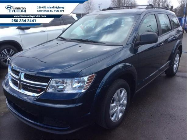 2014 Dodge Journey Canada Value Pkg  Low mileage