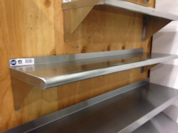 Stainless Fixtures & Commercial Kitchen Wares Auction