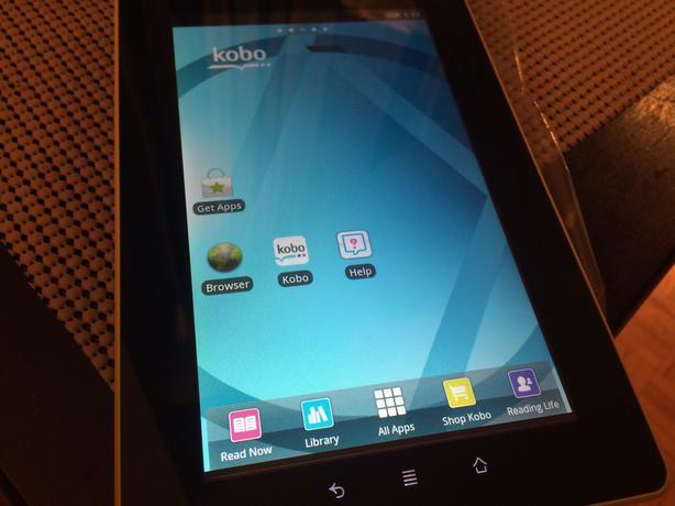 Tablet- eReader Kobo K080