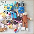 Toy Bundles - Toys in Lots for Various Prices $5-$10