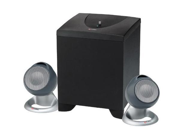 Labtec 25Watt 2.1 Stereo Speaker