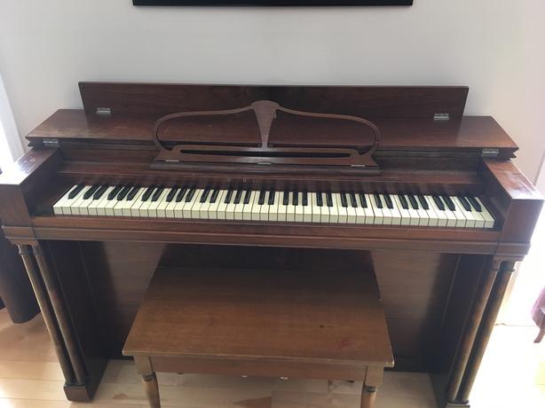 Piano (Minipiano) Eavestaff