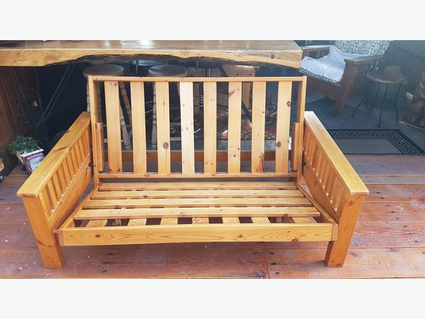 hwords interesting frame com futon wit with tag adamhosmer wood away framed stairs bed sofa regarding bunk