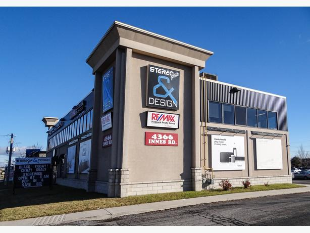 4366 Innes Rd - Retail Space for Lease