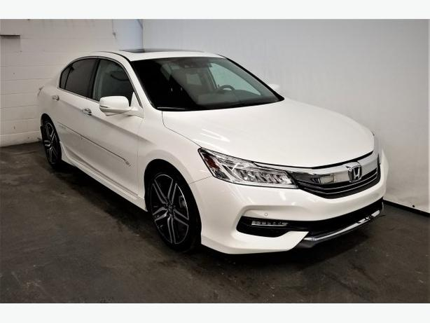 2017 Honda Accord Touring | Mint Condition