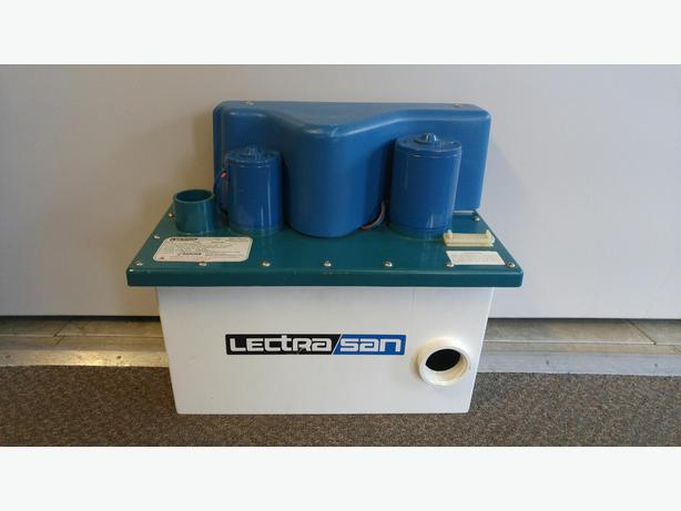 *REDUCED* Lectra / San Toilet Treatment Unit