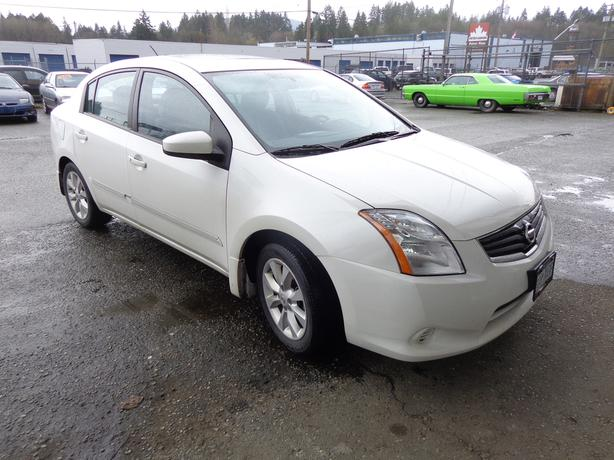 2011 Nissan Sentra with full maintenance report