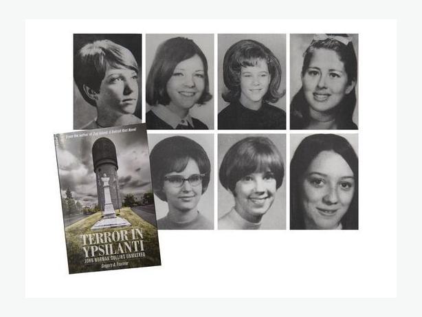 Terror in Ypsilanti - The Michigan Murders