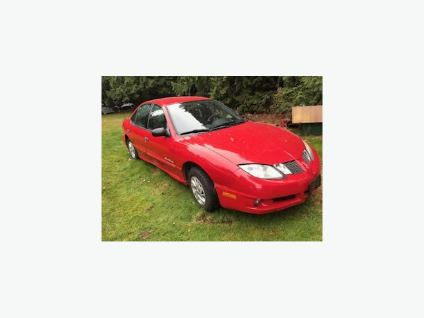 2003 Sunfire - 4Door - Manual