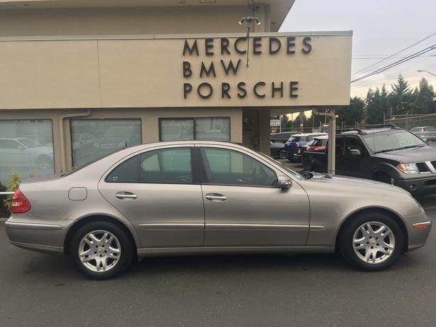 2003 Mercedes-Benz E320 - 99,000KM
