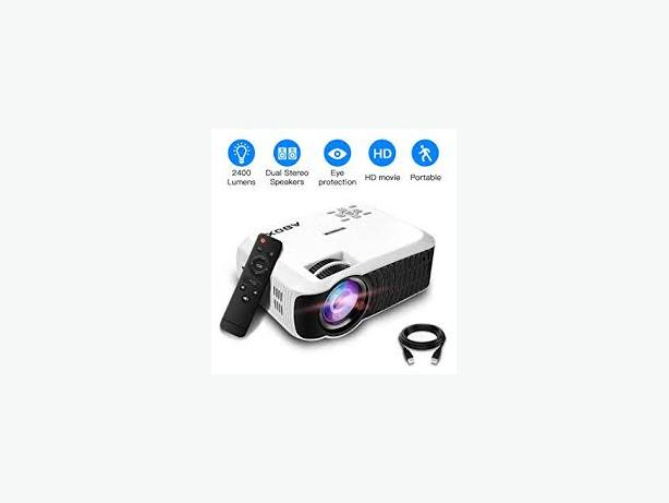 ABOX T22 2400 lumens lcd projector