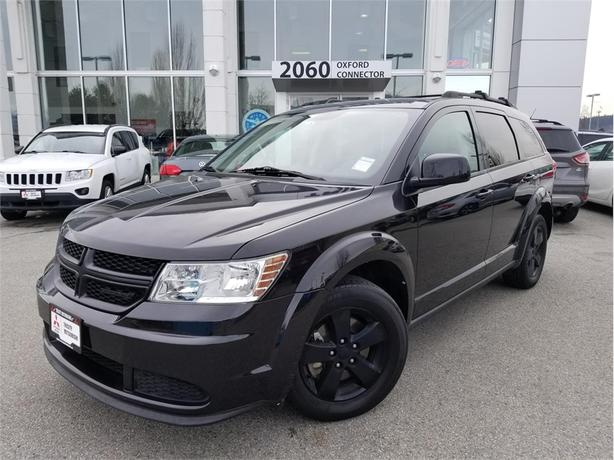 2013 Dodge Journey SXT 7 PASSENGER, A/C ALLOY WHEELS