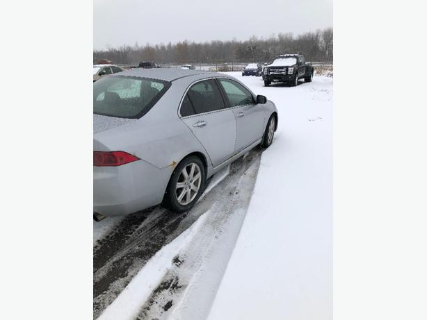 acura tsx 2004 AS IS
