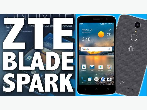 ZTE Blade Spark Z971 BRAND NEW UNLOCKED Smartphone for less!