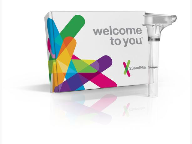 23andMe Health + Ancestry Service Kit