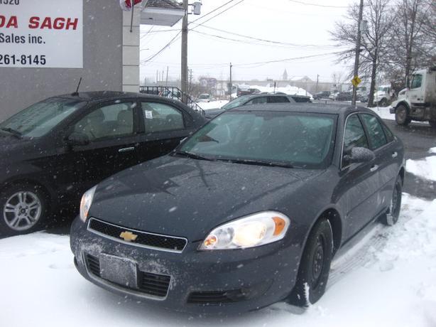 2008 Chevrolet Impala LTZ, LTHR/ROOF, 12M.WRTY+SAFETY  $5490
