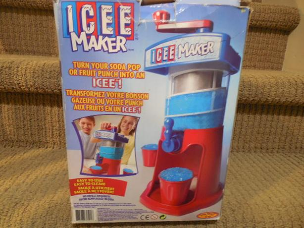 Icee Maker - Slushee Making Machine
