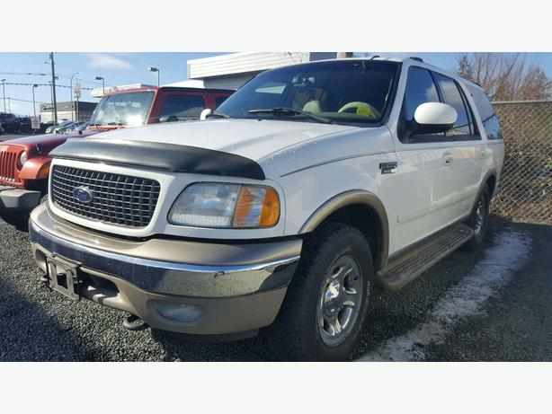 2002 Ford Expedition Eddie Bauer- Loaded with features, and affordable!