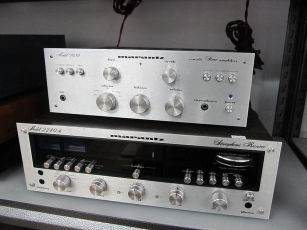Marantz 2240 Vintage Stereo Receiver