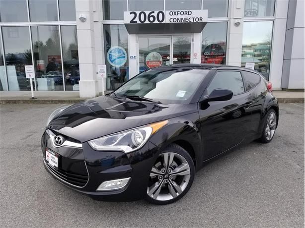 2012 Hyundai Veloster NAVIGATION, PANORAMIC SUNROOF, BACK UP CAM
