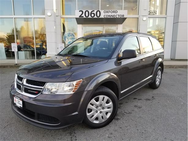 2016 Dodge Journey SE WITH CRUISE CONTROL, A/C, POWER GROUP