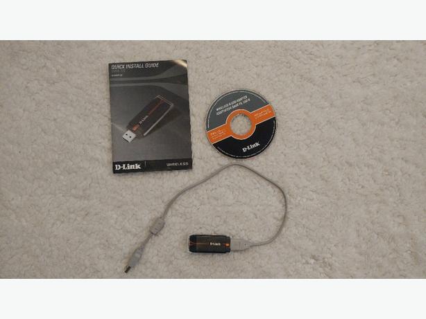 D-link wireless adapter