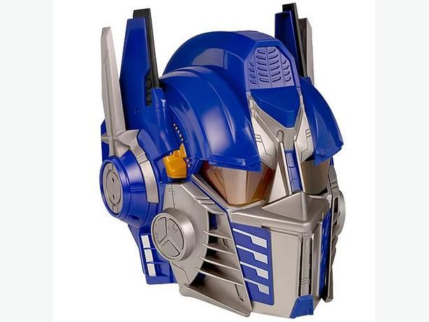 Hasbro Transformers Optimus Prime Voice Changer Helmet (2006)