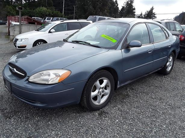 2000 Ford Taurus SE No Reserve - Sold to the Highest Bidder