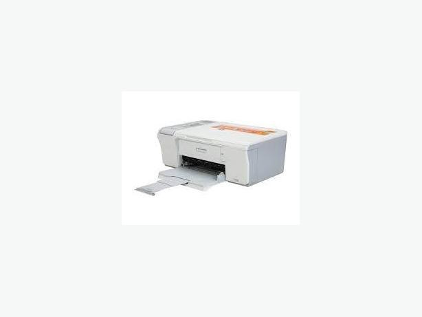 WANTED Working HP Deskjet F4280 printer for 60.0 ink cartridges