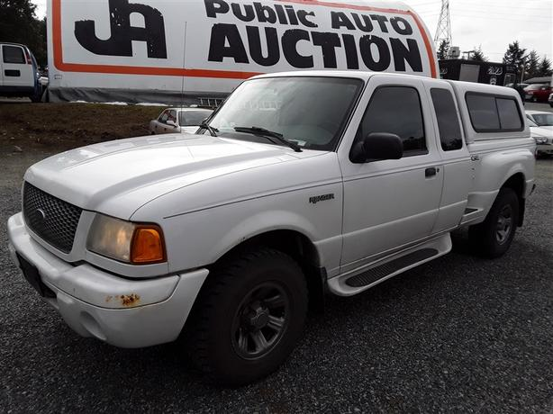 2001 Ford Ranger Ext Cab No Reserve Auction Sold to The Highest Bidder!!!!!!!