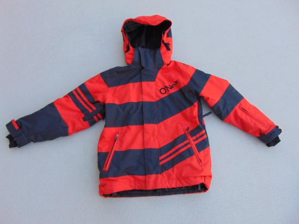 Winter Coat Child Size 7-8 Oneill Made For Cold Snow And Wet