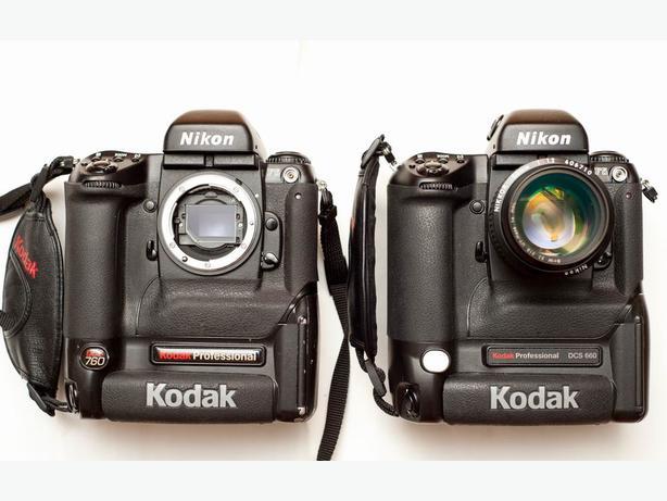 WANTED: Nikon DCS Camera OBO