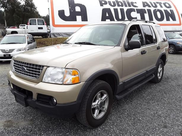 2003 Ford Explorer No Reserve Auction Sold to The Highest Bidder!!!!!!!