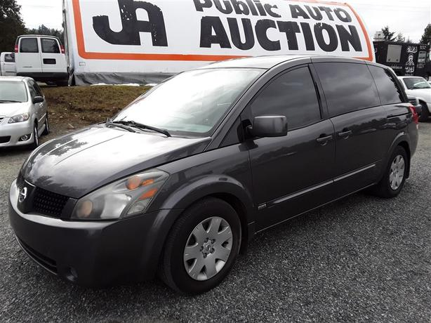 2006 Nissan Quest No Reserve Auction Sold to The Highest Bidder!!!!!!!