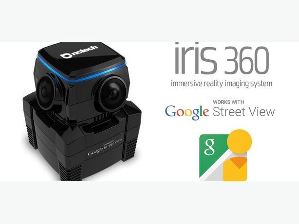 NCTech IRIS360 HDR panoramic camera
