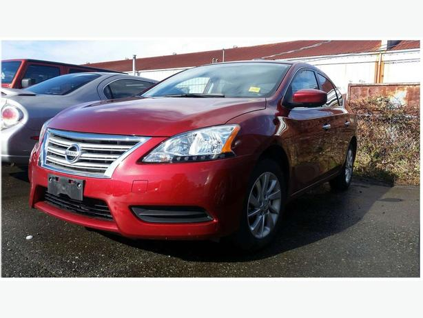 2015 Nissan Sentra 1.8 SV AT- Fully loaded sedan!
