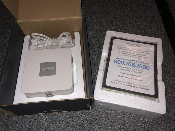 Sonos ZP80 Zone Player 80 - Media Streamer