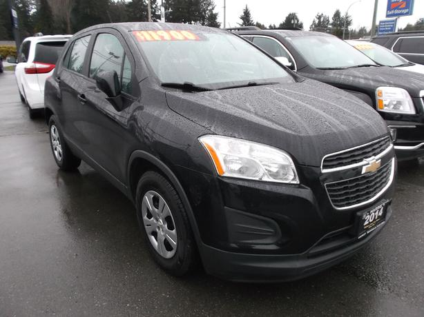 2014 CHEVROLET TRAX LS FOR SALE