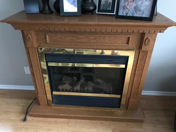 FREE: fireplace
