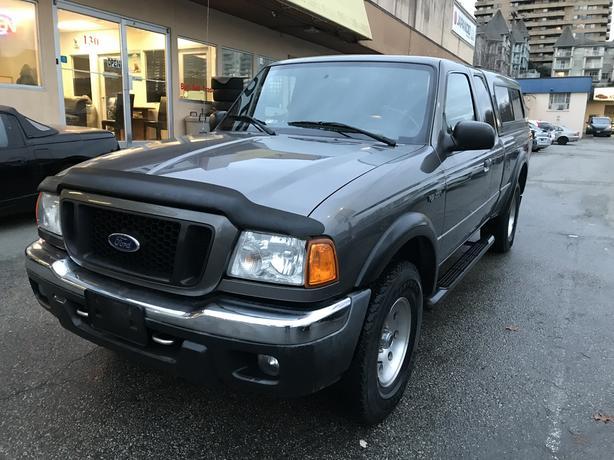 2005 Ford Ranger FX4 Level II auto 4x4 V6 fully loaded