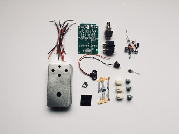 DIY Guitar Pedal Kits - ALL KITS JUST $40
