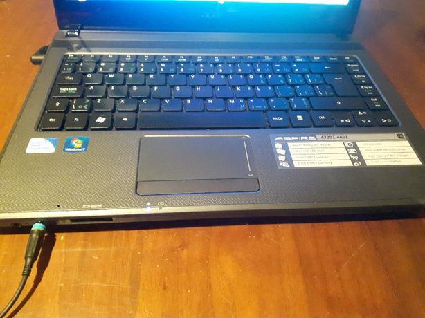 """Acer 14"""" Laptop 4739Z-4462"""