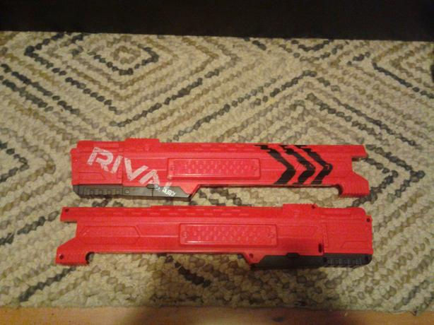 Nerf rival apolo XV-700 shell (RED)